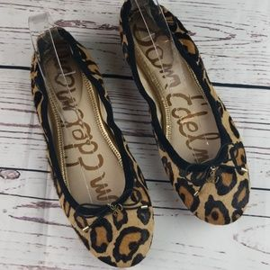 Sam Edelman Felicia Leopard Ballet 8